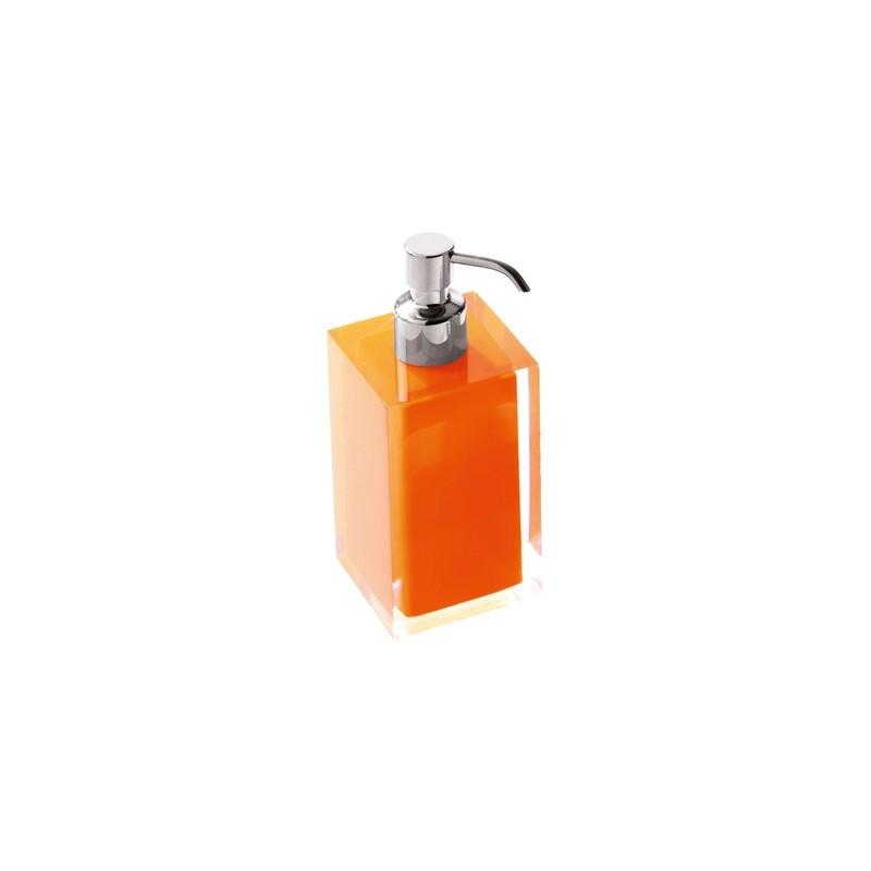 Portasapone Dosatore Gedy G-Rainbow - Arancio