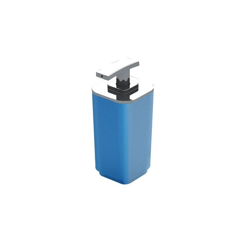 Portasapone Dosatore Gedy G-Seventy - Azzurro