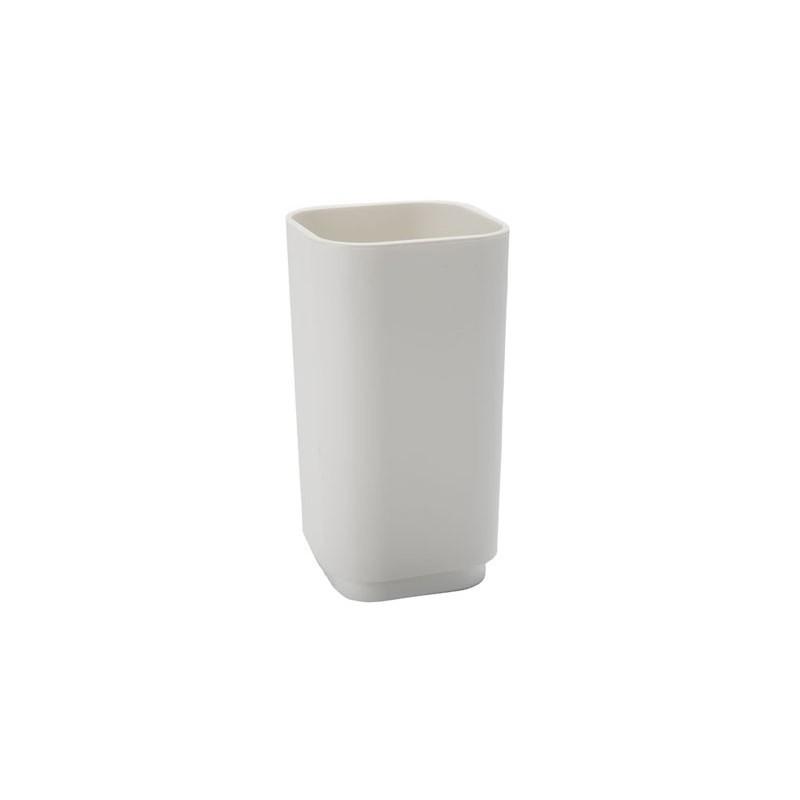 Portaspazzolino Gedy G-Seventy - Bianco