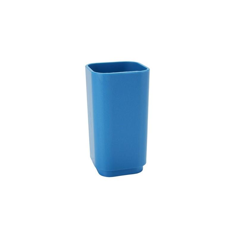 Portaspazzolino Gedy G-Seventy -Azzurro