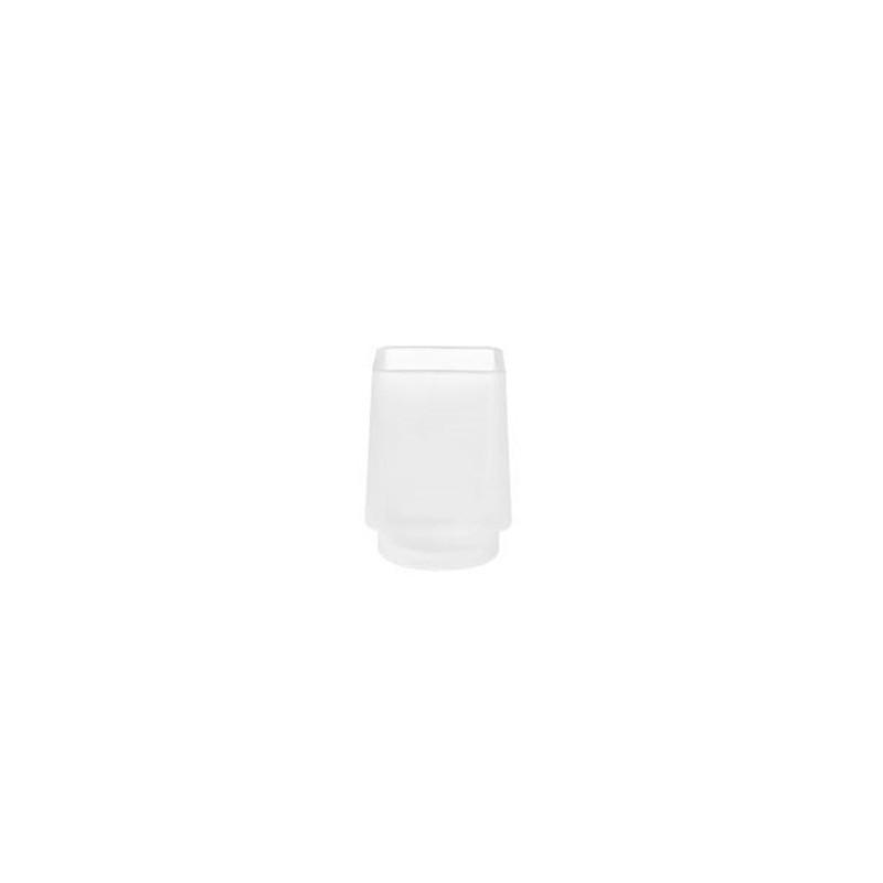 Bicchiere Vetro Satinato Inda Divo