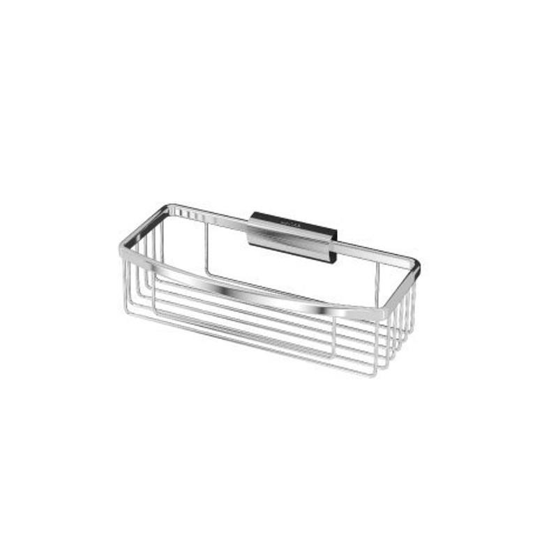 Blu Portasapone da doccia non perforato con gancio a ventosa 11.5 * 10 * 6cm per uso domestico Kikier