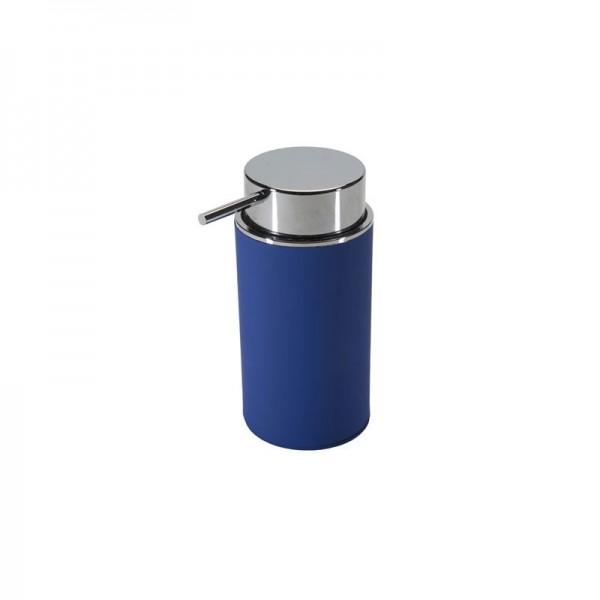 Portasapone Dosatore Soft Touch Gedy G-Luna - Blu