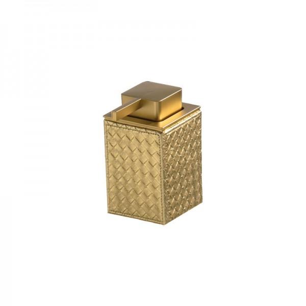 Portasapone Dosatore Gedy G-Marrakech - Oro