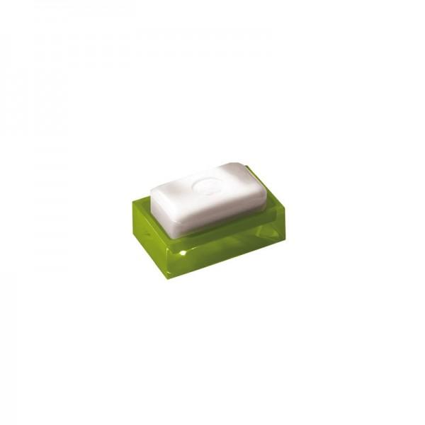 Portasapone Gedy G-Rainbow - Verde Acido