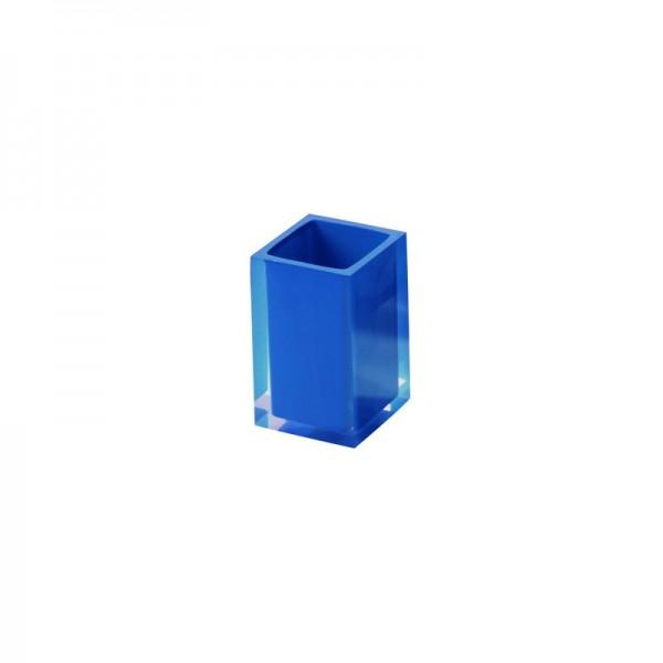 Portaspazzolino Gedy G-Rainbow - Blu