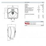 Dimensioni Andris RS 30