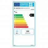 Scheda energetica Andris Lux 15 L