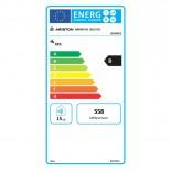 Scheda energetica Andris RS 15 Litri